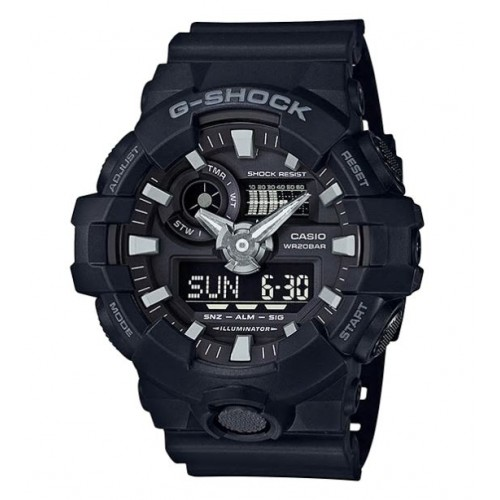 Casio G-Shock (GA-700-1B)