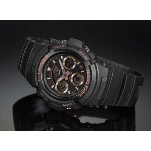 Casio G-Shock (AW-591GBX-1A)