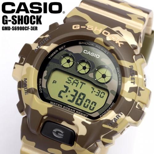 CASIO G SHOCK GMD - S6900CF