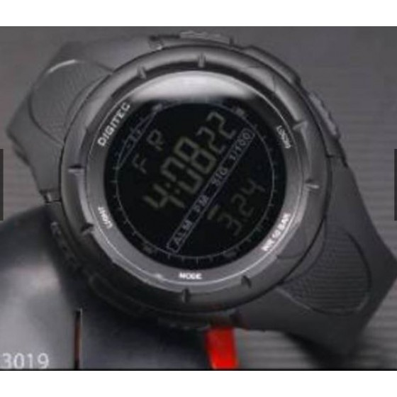 DIGITEC 3019 HITAM MODEL BULAT