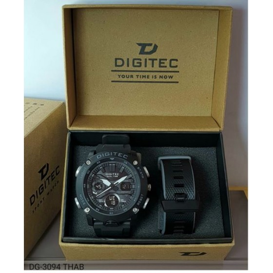 DIGITEC 3094 HITAM KALEP DOUBLE