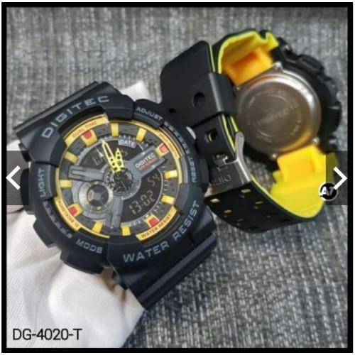 DIGITEC 4020 BLACK YELLOW