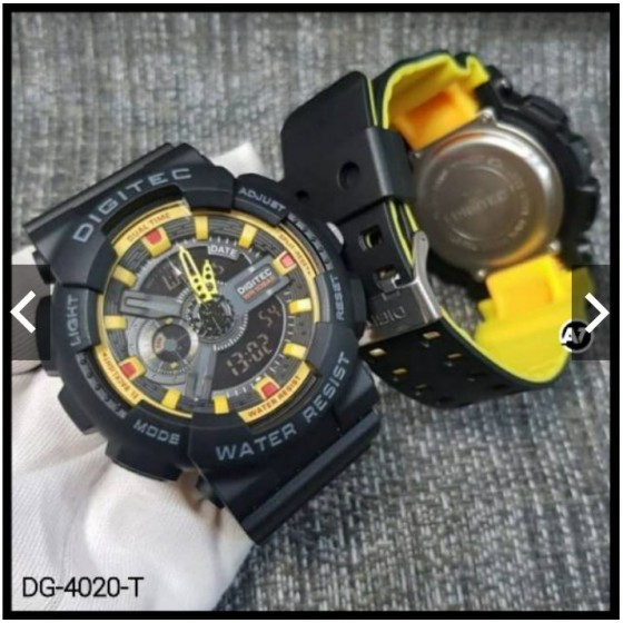 DIGITEC 4020 BLACK YELLOW