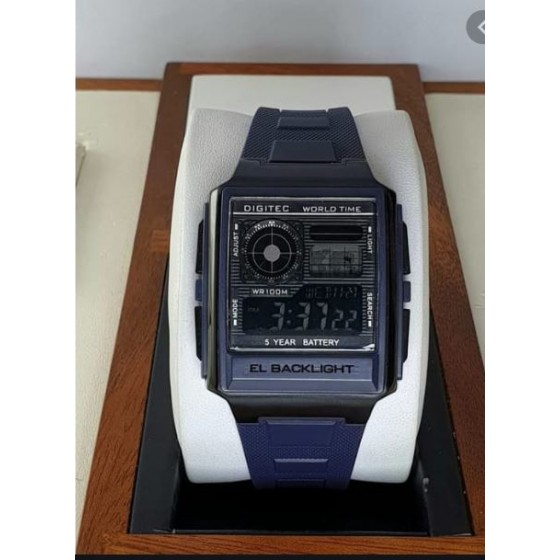DIGITEC 3077 RUBBER BLUE