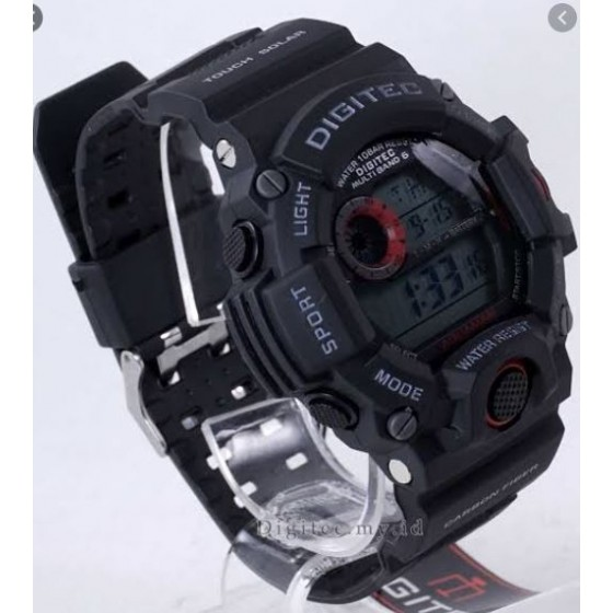 DIGITEC 2064 BLACK RED
