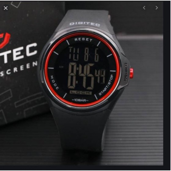 DIGITEC 3086 BLACK RED