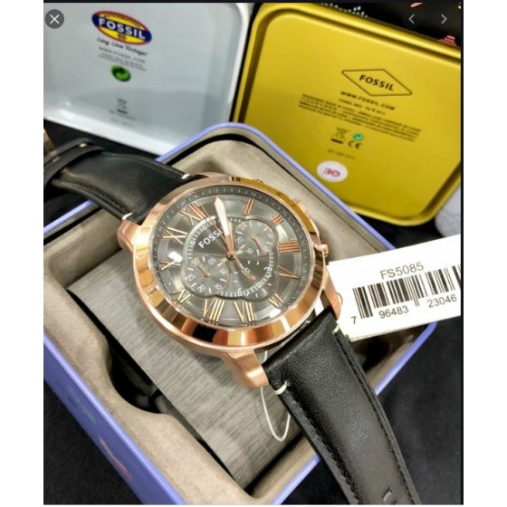 FOSSIL  5085