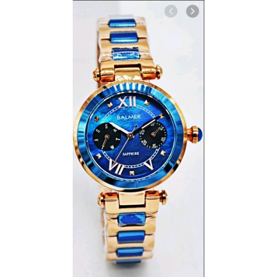 BALMER 7897 RANTE BLUE GOLD WOMAN