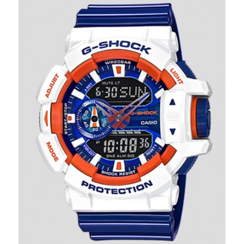 CASIO G SHOCK GA 40 CS - 7A