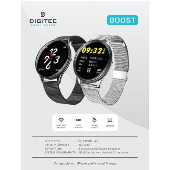 Digitec Smartwatch Boost
