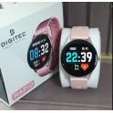 Jam Tangan Digitec Smartwatch Rapid Pink