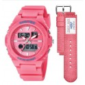 Jam Tangan DIGITEC BDA-3095T Sport Wanita + Extra Strap