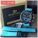 Jam Tangan Pria Analog DIGITEC DG-2094 Blue