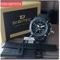 Jam Tangan Pria Analog DIGITEC DG-2094 Black
