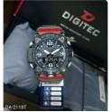 DIGITEC DA-2118T Original Water Resist Free Dompet Merah