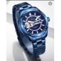Naviforce NF 9157 Blue Stainless Steel