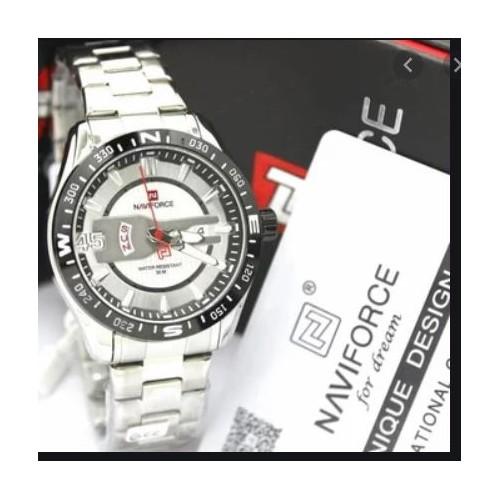Naviforce NF 9157 Silver...