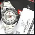 Naviforce NF 9157 Silver Stainless Steel