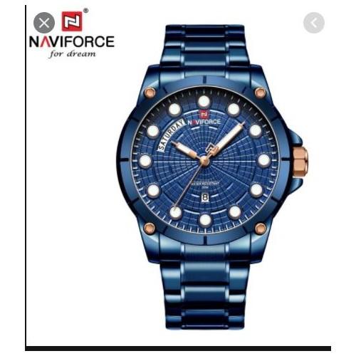 Naviforce NF-9152 Blue...