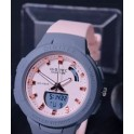 DIGITEC   3082 4082 Dual Time  Peach Abu