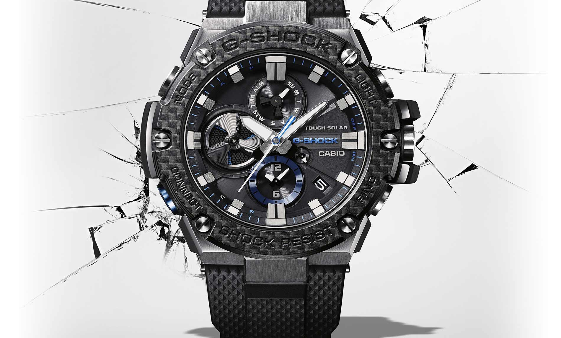 GShock GSteel Tough Solar